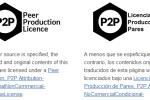 Guerrilla Translation on adopting the Peer Production License