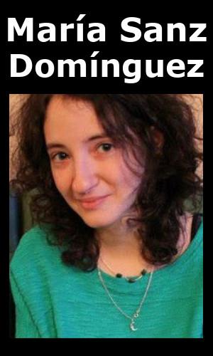 María Sanz Domínguez